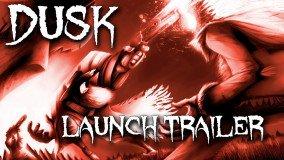 Launch trailer για το retro fps Dusk