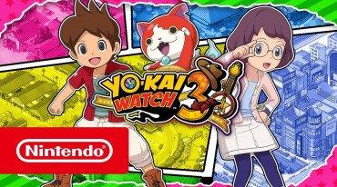 Ημερομηνία κυκλοφορίας για το Yo-kai Watch 3 στις δυτικές χώρες