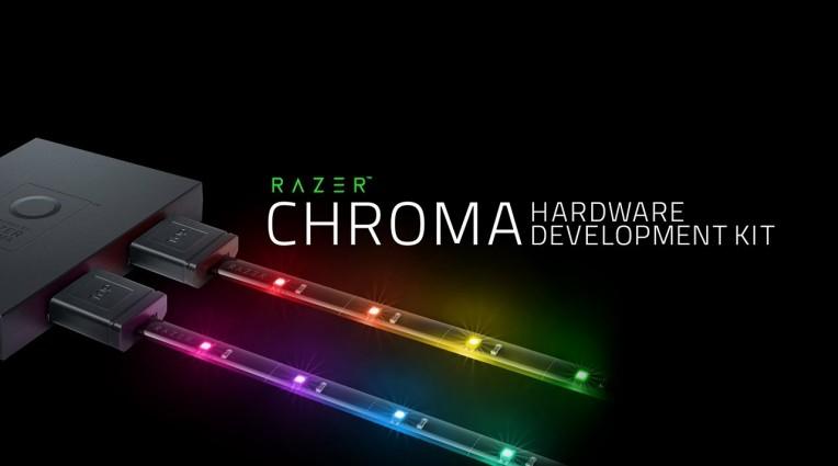 Razer Chroma HDK: Συγχρονίστε το φωτισμό του desktop σας