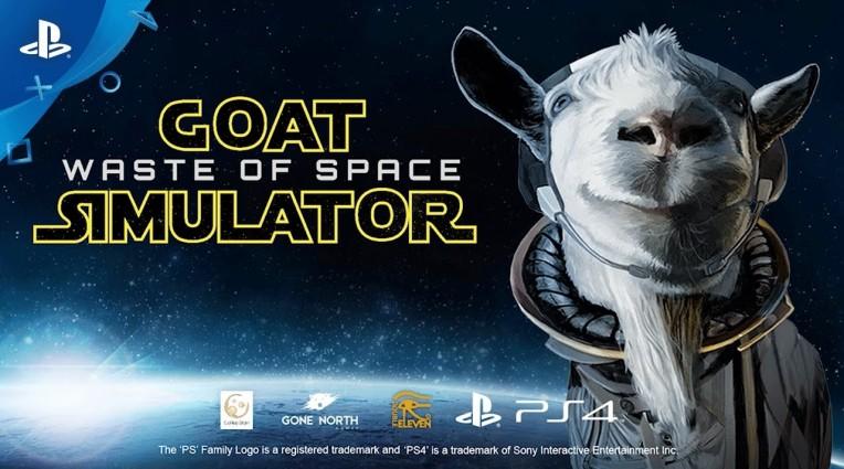 Την επόμενη εβδομάδα το νέο DLC του Goat Simulator