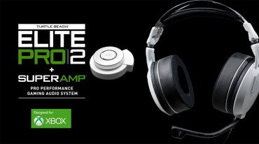 H Turtle Beach ανακοίνωσε το Elite Pro 2+SuperAmp Pro Performance Gaming Audio System