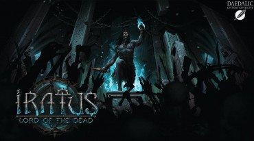 Ανακοίνωση για το Iratus: Lord of the Dead από την Daedalic Entertainment