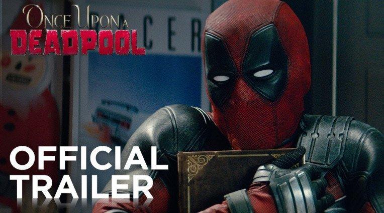 Trailer για το Once Upon a Deadpool
