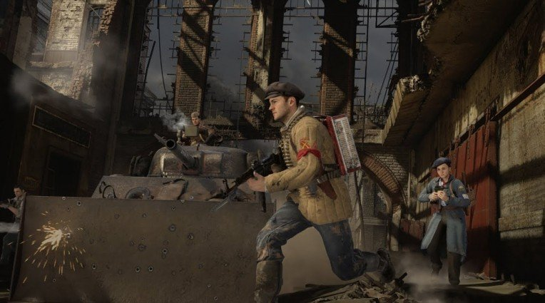 Ανακοινώθηκε νέο community event για το Call of Duty: WWII