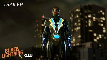 Extended trailer για την 2η σεζόν της σειράς Black Lightning