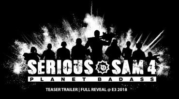 Ανακοινώθηκε το Serious Sam 4: Planet Badass
