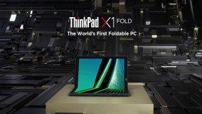 ThinkPad X1 Fold: Η Lenovo ανακοίνωσε το πρώτο foldable PC (trailer)
