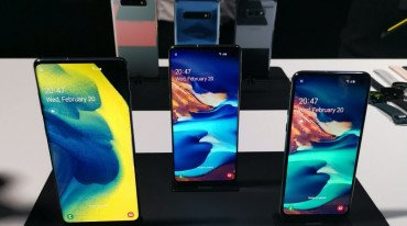 Ελληνικό 4K hands on video με τα Samsung Galaxy S10 από το Unpacked Event