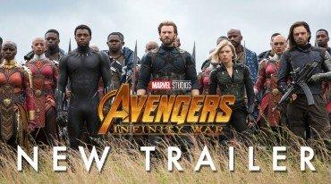 Το νέο trailer του Avengers: Infinity War υπόσχεται καταστροφή