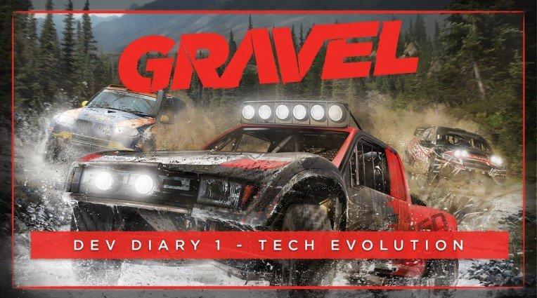 Πρώτο developer diary για το Gravel