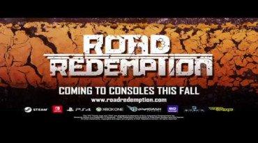 Φέτος σε κονσόλες το Road Redemption