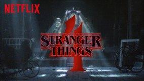 Νέα πλάνα από την τέταρτη σεζόν της σειράς Stranger Things (trailer)