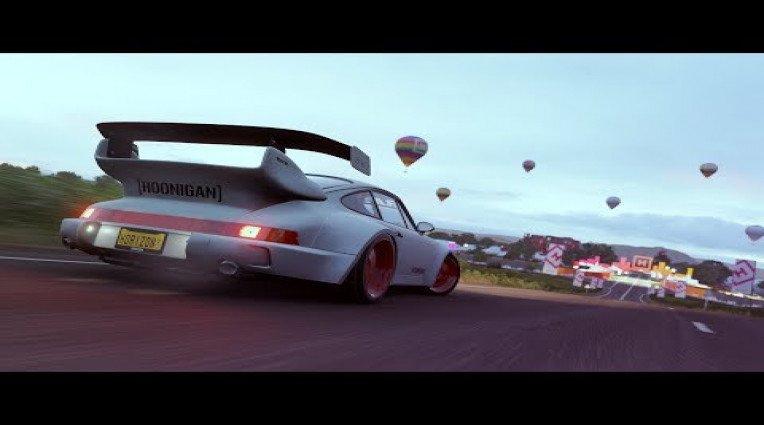 Μια ώρα gameplay από το Forza Horizon 4
