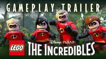 Πρώτο gameplay trailer για το LEGO The Incredibles