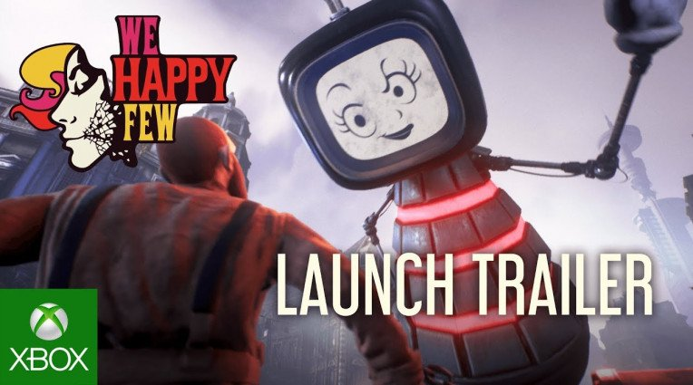 Launch trailer για το We Happy Few