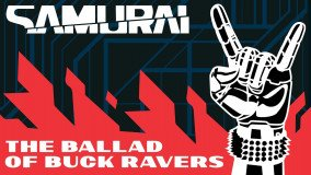 "Cyberpunk 2077: Ακούστε το νέο κομμάτι των Samurai (Refused) με τίτλο ""The Ballad of Buck Ravers"""