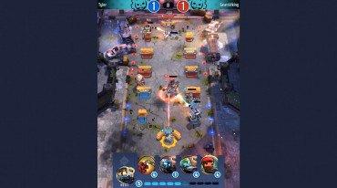 Πρώτη ματιά στο gameplay του Gears POP!