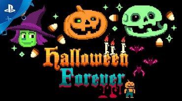 Σε PS4 και PS Vita το Halloween Forever