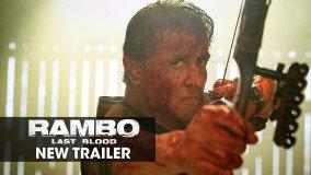 O Sylvester Stallone αγριεύει περισσότερο στο νέο trailer του Rambo: Last Blood