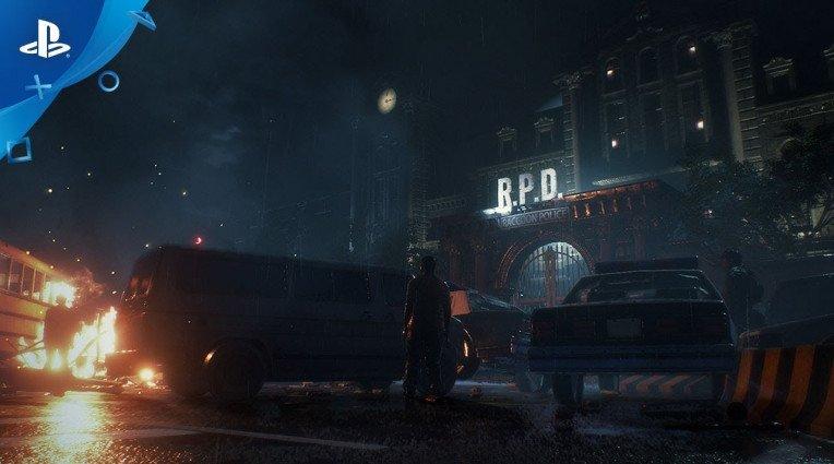 E3 2018: Trailer και ημερομηνία κυκλοφορίας για το Resident Evil 2 remake