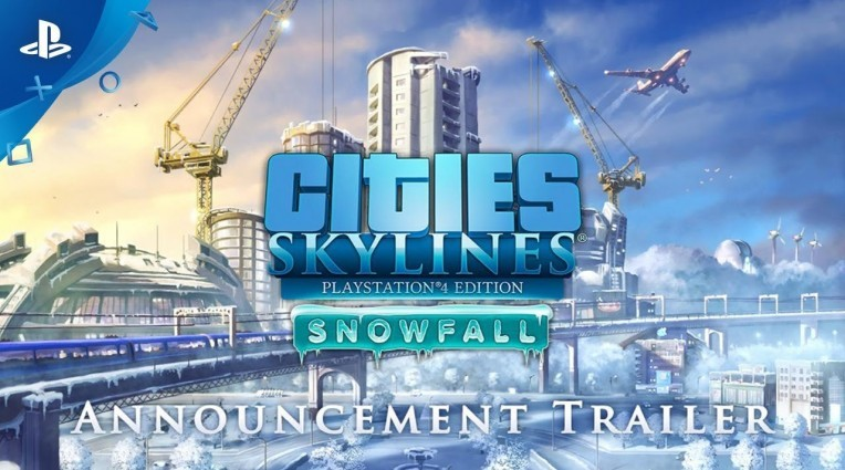 Cities: Skylines: Έρχονται τα season pass και complete edition για PS4