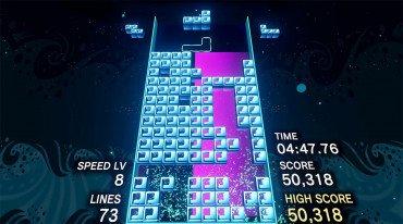 Launch trailer για το Tetris Effect