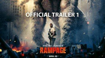 Πρώτο trailer για την ταινία Rampage