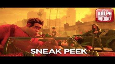 Sneak peak για το Ralph Breaks the Internet: Wreck-It Ralph 2