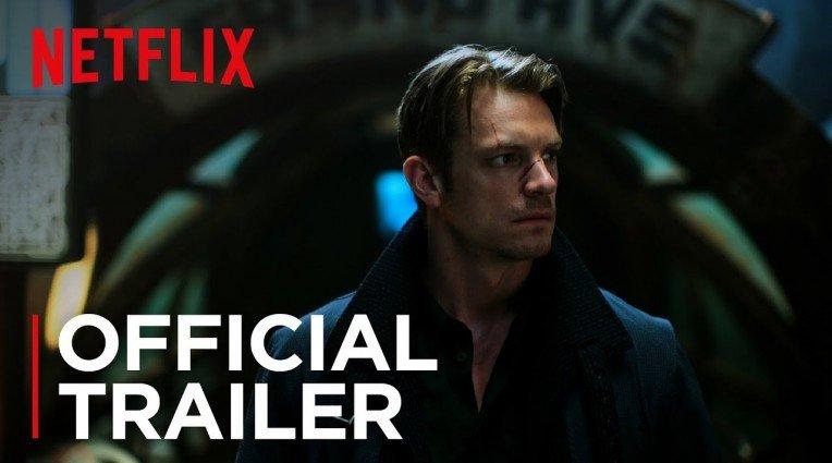 Πρώτο trailer για τη σειρά Altered Carbon