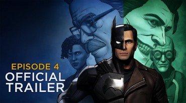 Trailer για το τέταρτο επεισόδιο του Batman: The Enemy Within