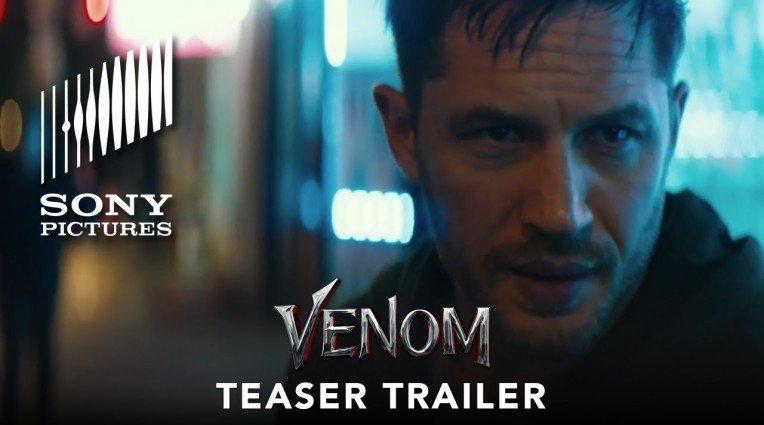 Έφτασε το πρώτο trailer του Venom