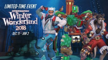 Ξεκίνησε το Winter Wonderland Event του Overwatch