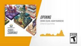 Overwatch: Cities And Countries, διαθέσιμο το soundtrack του game με ήχους από όλους τους χάρτες