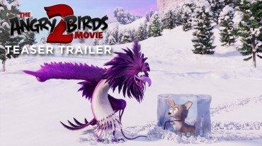 Teaser trailer για το The Angry Birds Movie 2