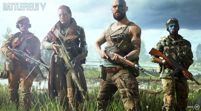 DICE και ΕΑ αποκάλυψαν το Battlefield V