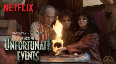Trailer για τη δεύτερη σεζόν της σειράς A Series of Unfortunate Events