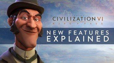 Πλήρης παρουσίαση του Rise and Fall DLC του Civilization VI