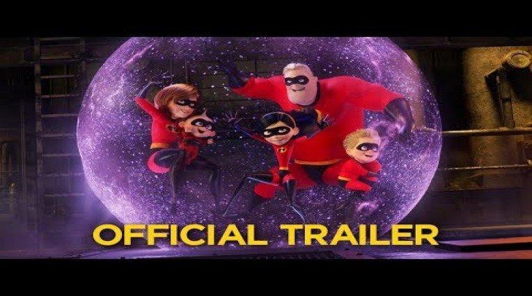 Επίσημο trailer για το The Incredibles 2