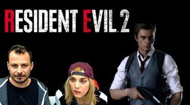 Μαντώ Γαστεράτου και Δημήτρης παίζουν Resident Evil 2