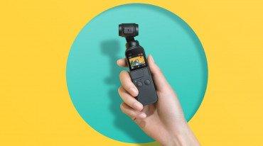 Αποκαλύφθηκε το Osmo Pocket της DJI
