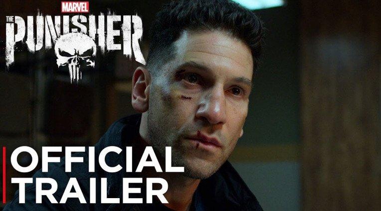 Trailer για τη δεύτερη σεζόν της σειράς The Punisher