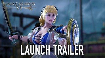 Launch trailer για το SoulCalibur VI