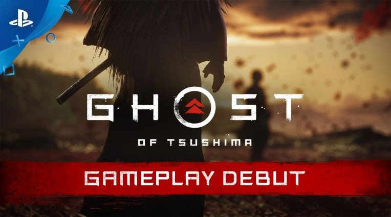 E3 2018: Πρώτο gameplay video για το Ghost of Tsushima