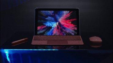 Η Microsoft αποκάλυψε το Surface Go
