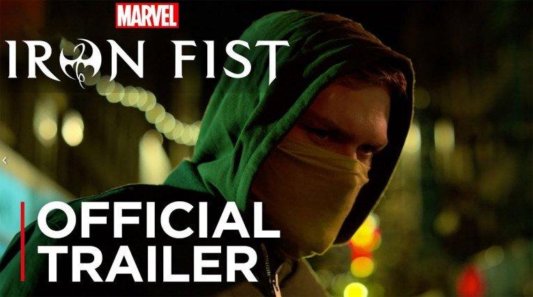 Νέο trailer για τη δεύτερη σεζόν του Iron Fist