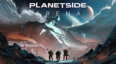 Έρχεται το Planetside Arena με Battle Royale και 250v250 modes