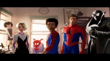 Νέο trailer για το Spider-Man: Into the Spider-Verse