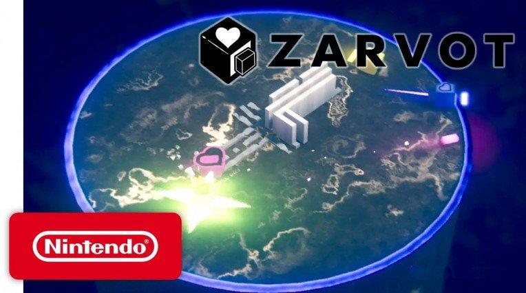 Launch trailer για το Zarvot