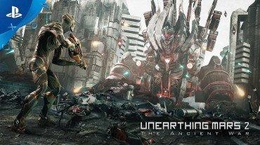 Ημερομηνία κυκλοφορίας για το Unearthing Mars 2: The Ancient War