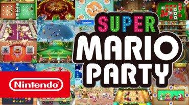 E3 2018: Θα έχει online mode το Super Mario Party